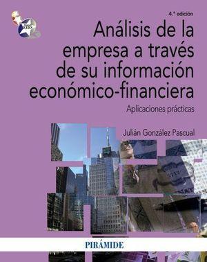 ANALISIS EMPRESA A TRAVES INFORMACION ECONOMICO FINANCIERA PRACTICAS