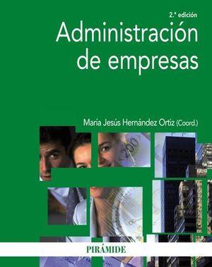 ADMINISTRACION DE EMPRESAS 2ª ED. 2014