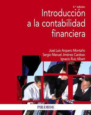 INTRODUCCION A LA CONTABILIDAD FINANCIERA. 4ª ED. 2015
