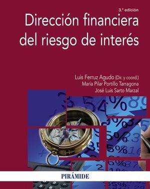 DIRECCION FINANCIERA DEL RIESGO DE INTERES 3ª ED. 2015