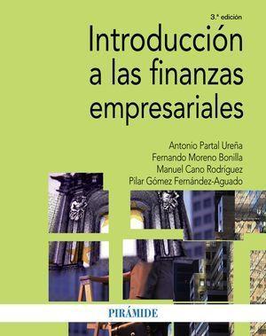 INTRODUCCION A LAS FINANZAS EMPRESARIALES 3ª ED.