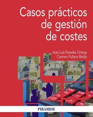CASOS PRACTICOS DE GESTION DE COSTES