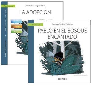 LA ADOPCION + CUENTO:  PABLO EN EL BOSQUE ENCANTADO