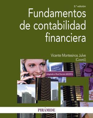 FUNDAMENTOS DE CONTABILIDAD FINANCIERA 3ª ED. 2017