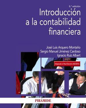 INTRODUCCION A LA CONTABILIDAD FINANCIERA 5ª ED. 2017
