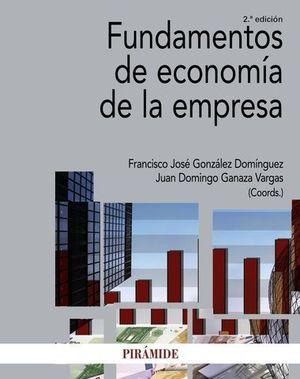 FUNDAMENTOS DE ECONOMIA DE LA EMPRESA