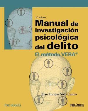 MANUAL DE INVESTIGACION PSICOLOGICA DEL DELITO