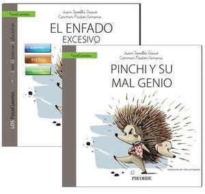 EL ENFADO + CUENTO:  PINCHI Y SU MAL GENIO