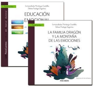 EDUCACIÓN EMOCIONAL+ CUENTO: LA FAMILIA DRAGÓN Y LA MONTAÑA DE EMOCION