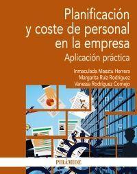 PLANIFICACIÓN Y COSTE DE PERSONAL EN LA EMPRESA