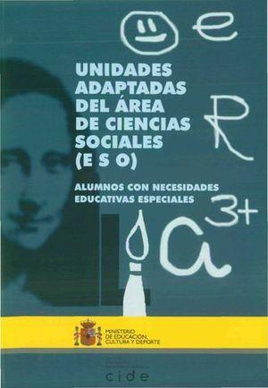 UNIDADES ADAPTADAS DEL AREA DE CIENCIAS SOCIALES (E.S.O.)