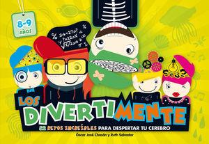 LOS DIVERTIMENTE 8-9 AÑOS