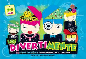LOS DIVERTIMENTE 7-8 AÑOS
