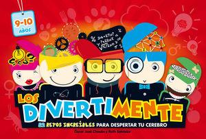 LOS DIVERTIMENTE 9-10 AÑOS