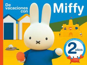 MIFFY CUADERNO DE VACACIONES 2 AÑOS