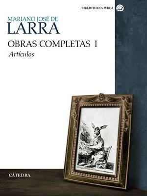 OBRAS COMPLETAS I ARTICULOS