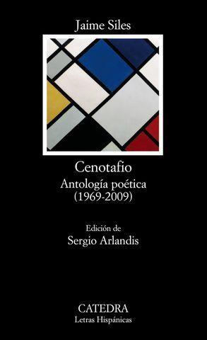 CENOTAFIO ANTOLOGIA POETICA ( 1969-2009 )
