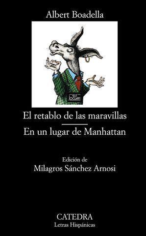 EL RETABLO DE LAS MARAVILLAS