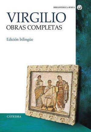 VIRGILIO.  OBRAS COMPLETAS ( EDICION BILINGÜE )