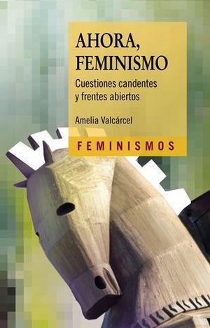 AHORA FEMINISMO