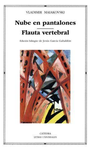 NUBE EN PANTALONES; FLAUTA VERTEBRAL