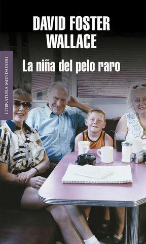 NIÑA DEL PELO RARO, LA
