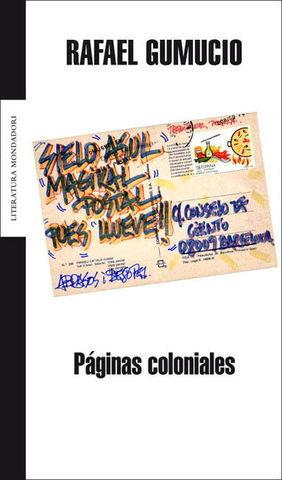 PAGINAS COLONIALES