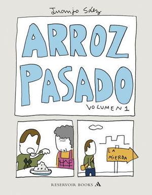 ARROZ PASADO VOLUMEN 1