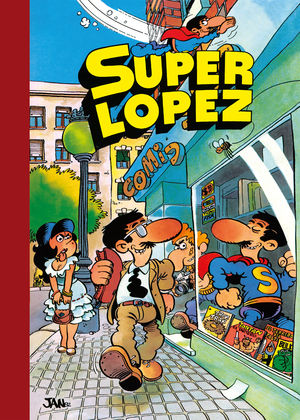 SUPER LOPEZ  SUPER HUMOR Nª 1