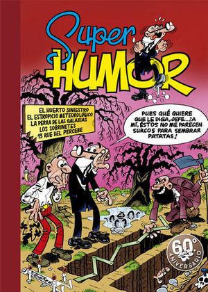 SUPER HUMOR MORTADELO 5 EL HUERTO SINIESTRO