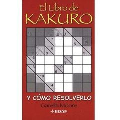 LIBRO DE KAKURO, EL