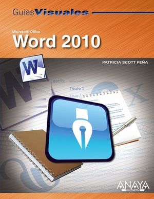 WORD 2010 GUIAS VISUALES