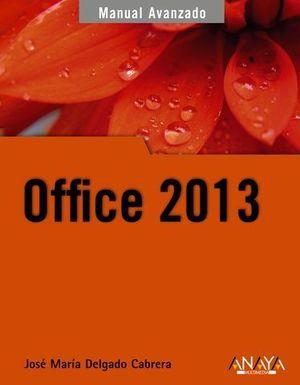 OFFICE 2013 MANUAL AVANZADO