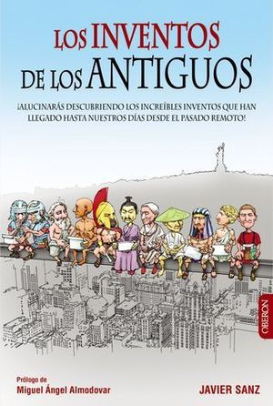 LOS INVENTOS DE LOS ANTIGUOS