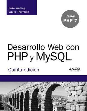 DESARROLLO WEB CON PHP Y MYSQL 5ª ED. 2017