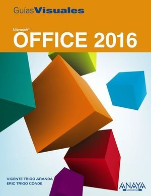 GUIAS VISUALES OFFICE 2016