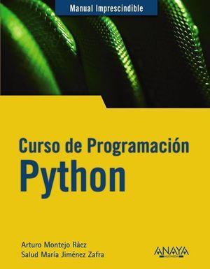 CURSO DE PROGRAMACION PYTHON 2019 . MANUAL IMPRESCINDIBLE