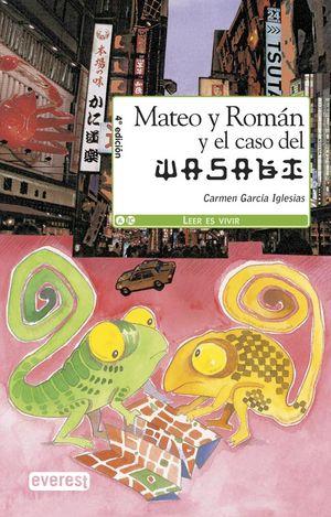 MATEO Y ROMAN Y EL CASO DEL WASABI