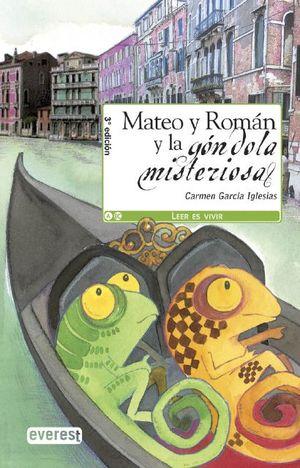 MATEO Y RAMON Y LA GONDOLA MISTERIOSA