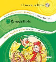 EL ENANO SALTARIN RUMPELSTILTSKIN BILINGUE