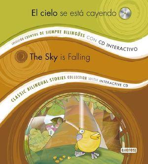 EL CIELO SE ESTA CAYENDO THE SKY IS FALLING