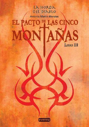 EL PACTO DE LAS CINCO MONTAÑAS LIBRO III