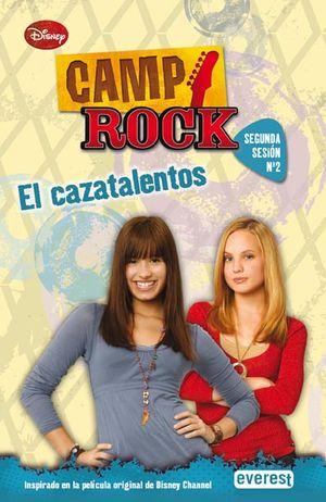 CAMP ROCK EL CAZATALENTOS