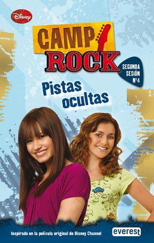 PISTAS OCULTAS CAMP ROCK SEGUNDA SESION Nº 4