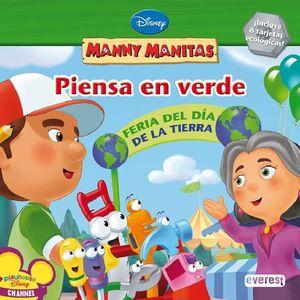 PIENSA EN VERDE MANNY MANITAS