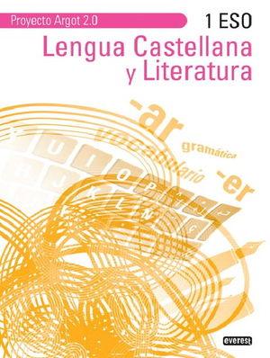 LENGUA Y LITERATURA ARGOT 2.0 TRIMESTRAL 1º ESO
