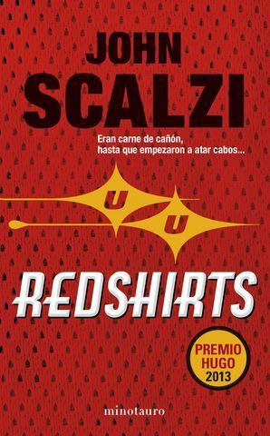 RED SHIRTS  ( PREMIO HUGO 2013 )