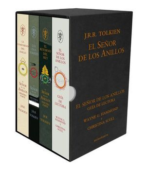 ESTUCHE EL SEÑOR DE LOS ANILLOS ED. 60 ANIVERSARIO