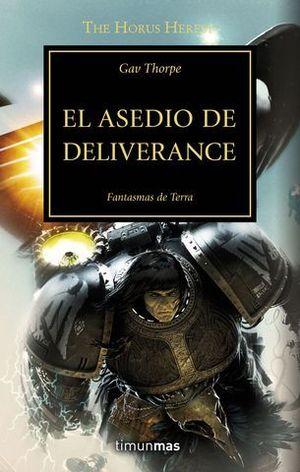 EL ASEDIO DE DELIVERANCE FANTASMAS DE TERRA