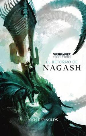 EL RETORNO DE NAGASH.  WARHAMMER